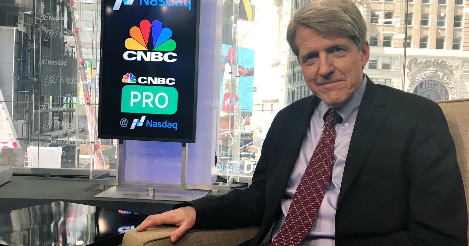 PRO Talks: Robert Shiller on Trump, his market outlook