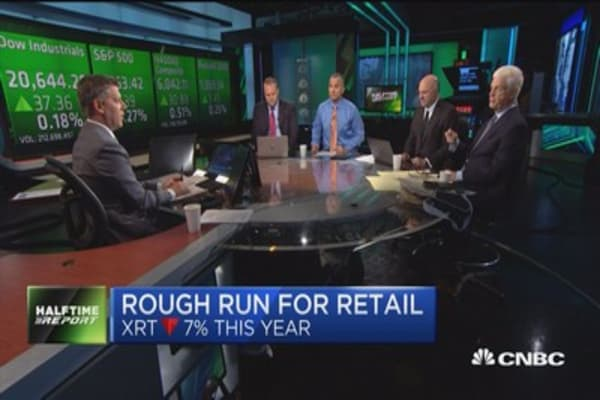 Ecommerce changing the retail landscape