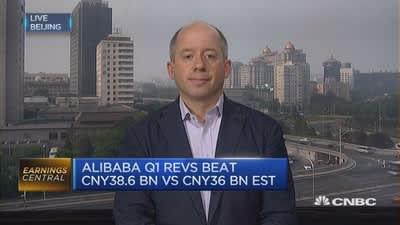 Alibaba takes the Amazon path