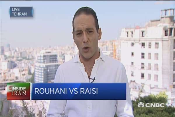 On paper, Rouhani has failed economically