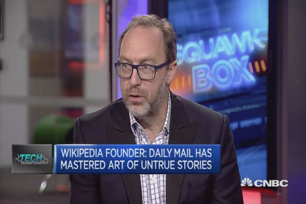 WannaCry attack huge screw up by NSA: Wikipedia founder