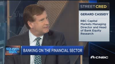 Banking on the financial sector