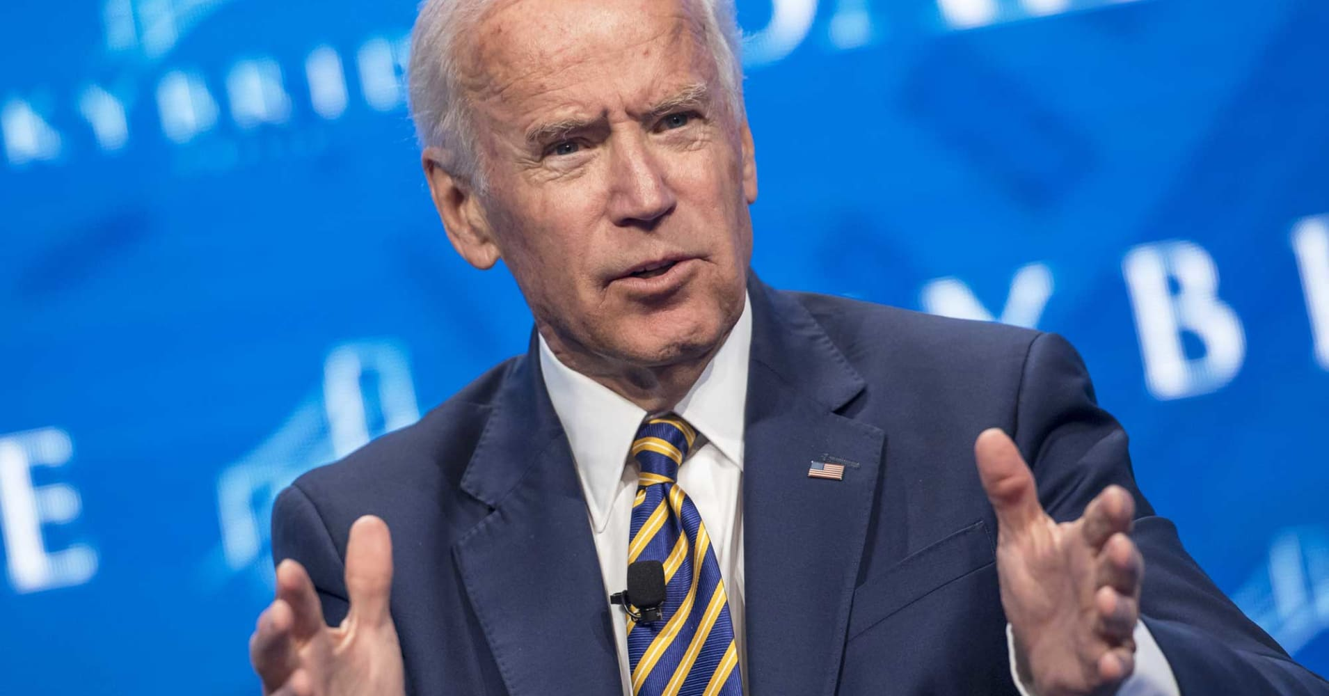 Biden reportedly says Clinton was never a 'great candidate' but would have been a 'good president'