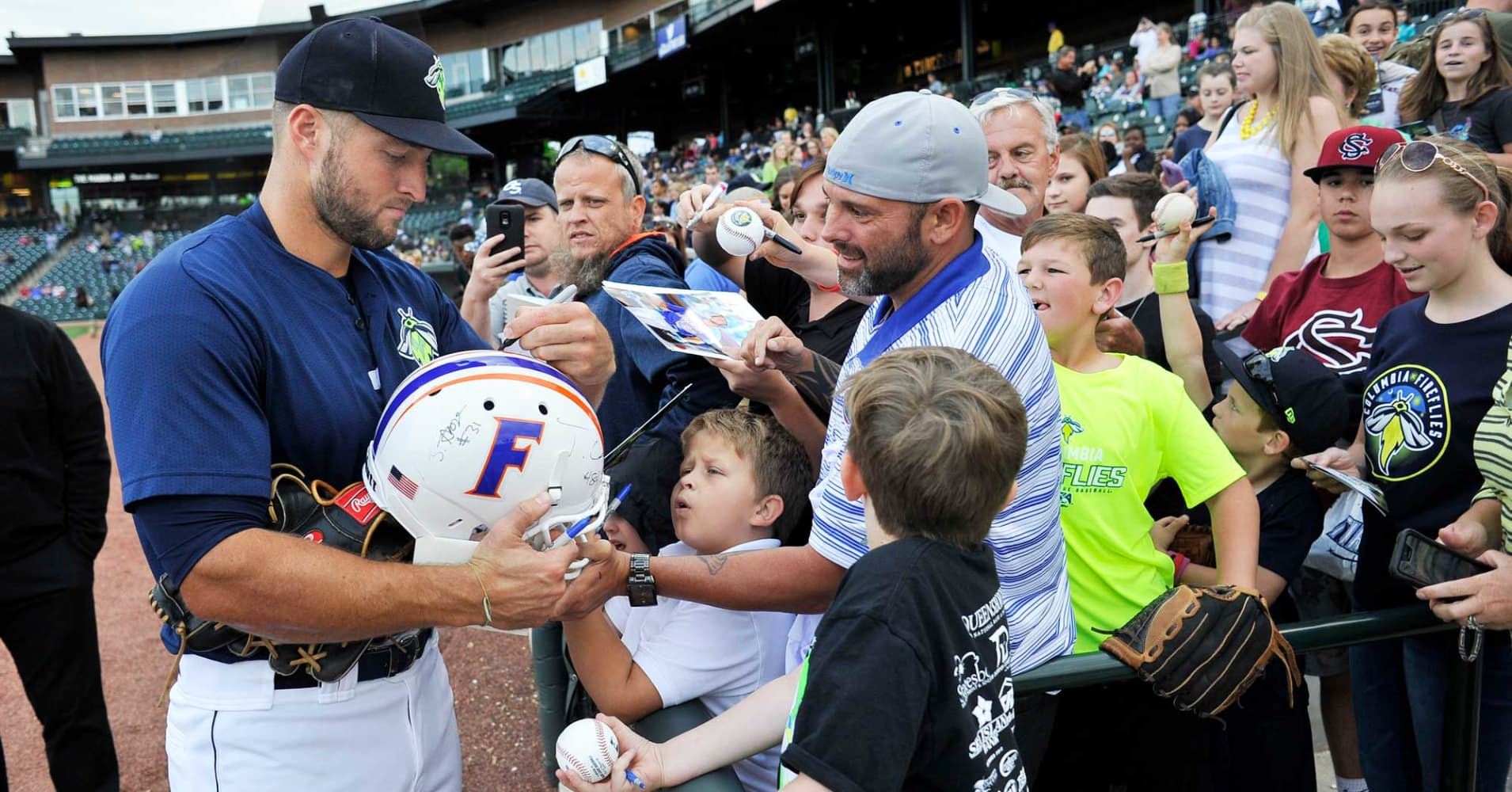 Why this minor league baseball league may not want Tim Tebow to move to the majors