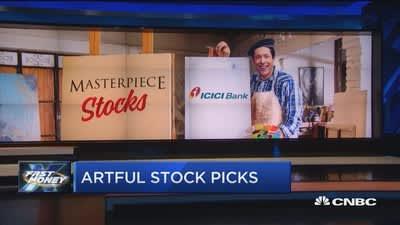 Four artful 'masterpiece' stock picks for your porfolio