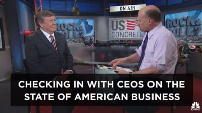 Cramer's Exec Cut: Why these CEOs are bullish on American business