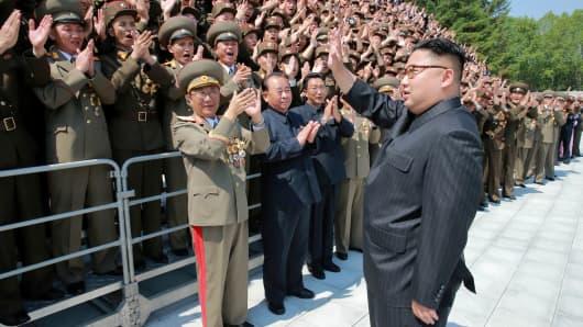North Korea fires midrange missile in its latest test
