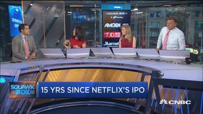 Analyst: Market is big enough for more than just Netflix