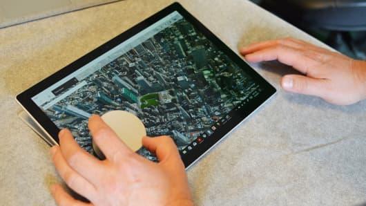 CNBC Tech: Surface Pro - 5