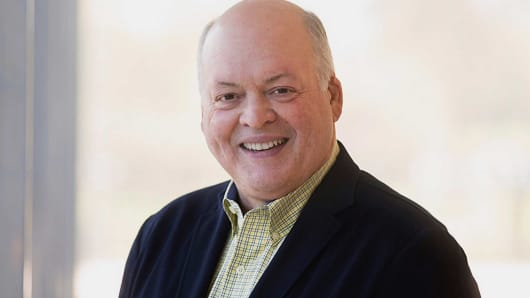 Ford Motor appoints Jim Hackett as CEO