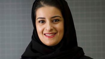 Sarah al-Suhaimi, chairwoman of the Saudi Stock Exchange.