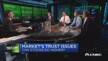 Major averages are coming back, making highs: Trader
