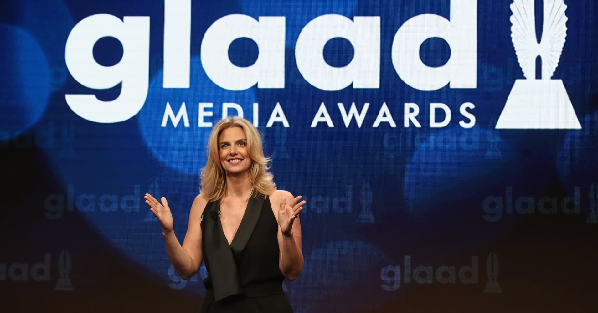 Make sure to 'pitch yourself,' says CEO of GLAAD—here's how