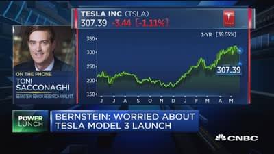 Bernstein: Tesla's buying experience is 'not good'