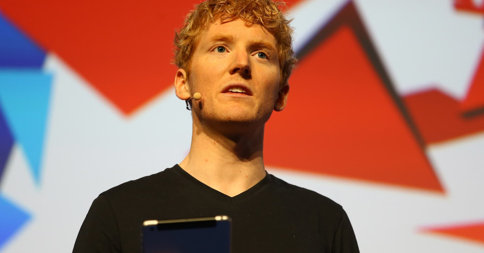 America's immigration policies are hurting start-ups, Stripe CEO Patrick Collison says