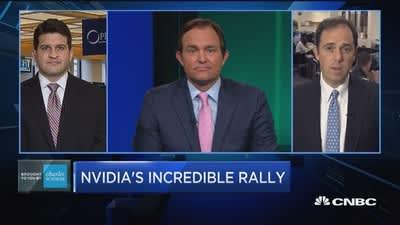Trading Nation: Nvidia's incredible rally