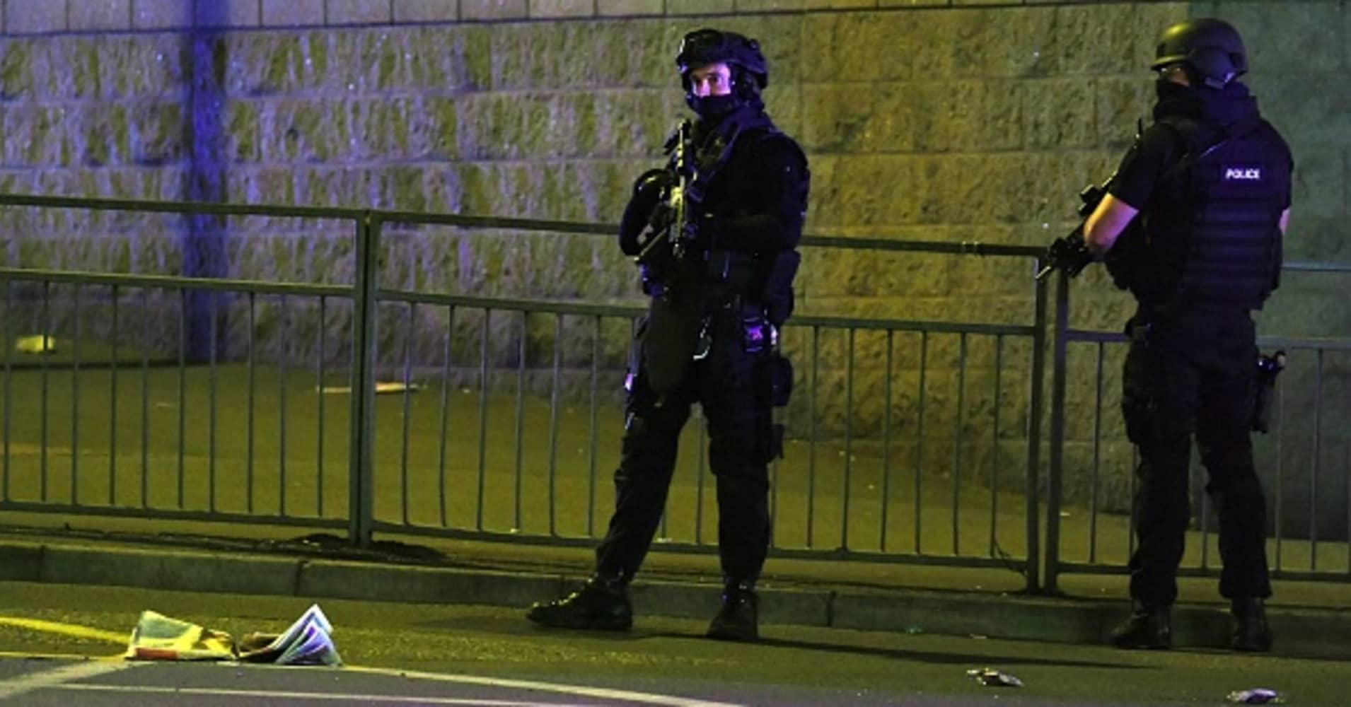 Live: 19 dead after terror attack strikes UK music concert