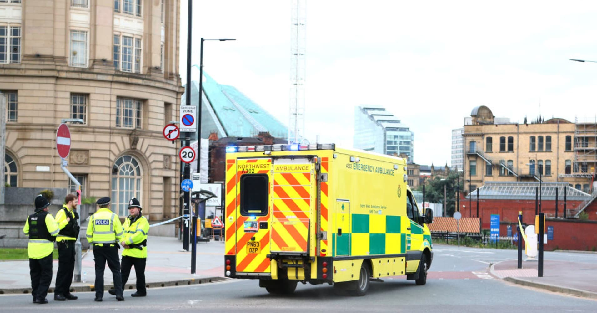 Sophisticated weapon used in Manchester terror attack is 'disturbing', says security expert