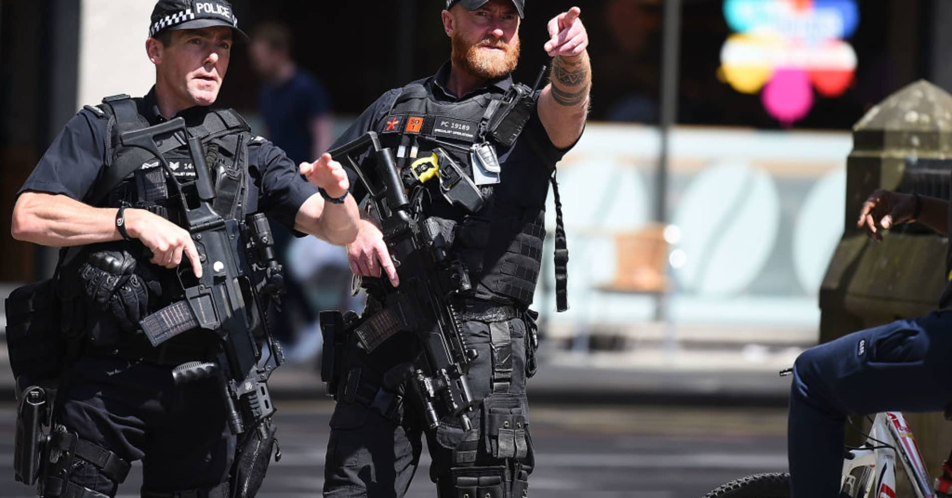 Reaction: 22 people killed and 59 injured in Manchester terror attack