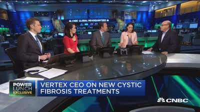 Vertex CEO: Our goal is to have one medicine for all cystic fibrosis patients