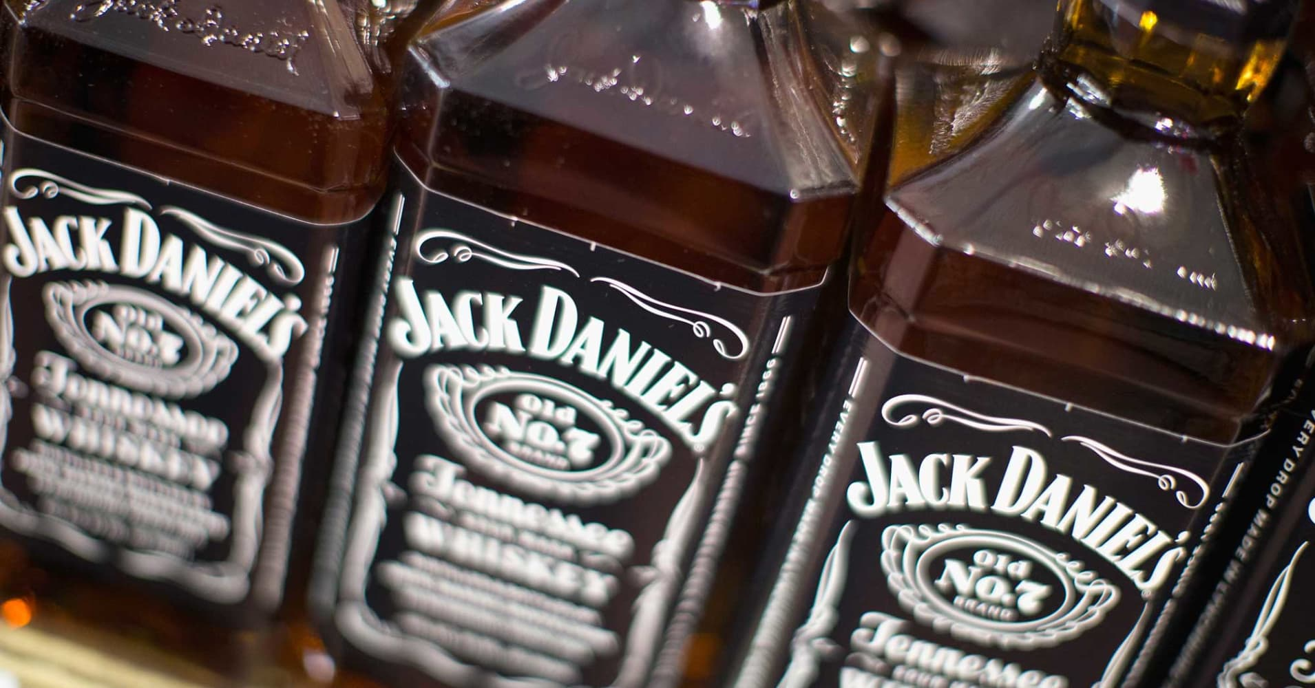 Constellation Brands made takeover approach for Jack Daniel's owner Brown-Forman