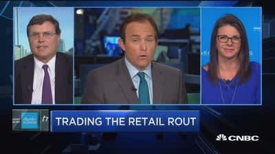 Trading Nation: Trading the retail rout