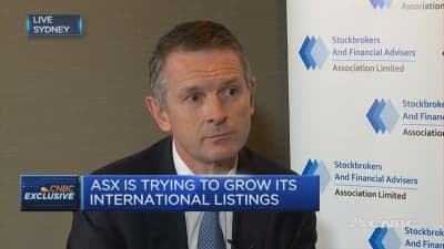ASX wants to attract more listings of foreign companies