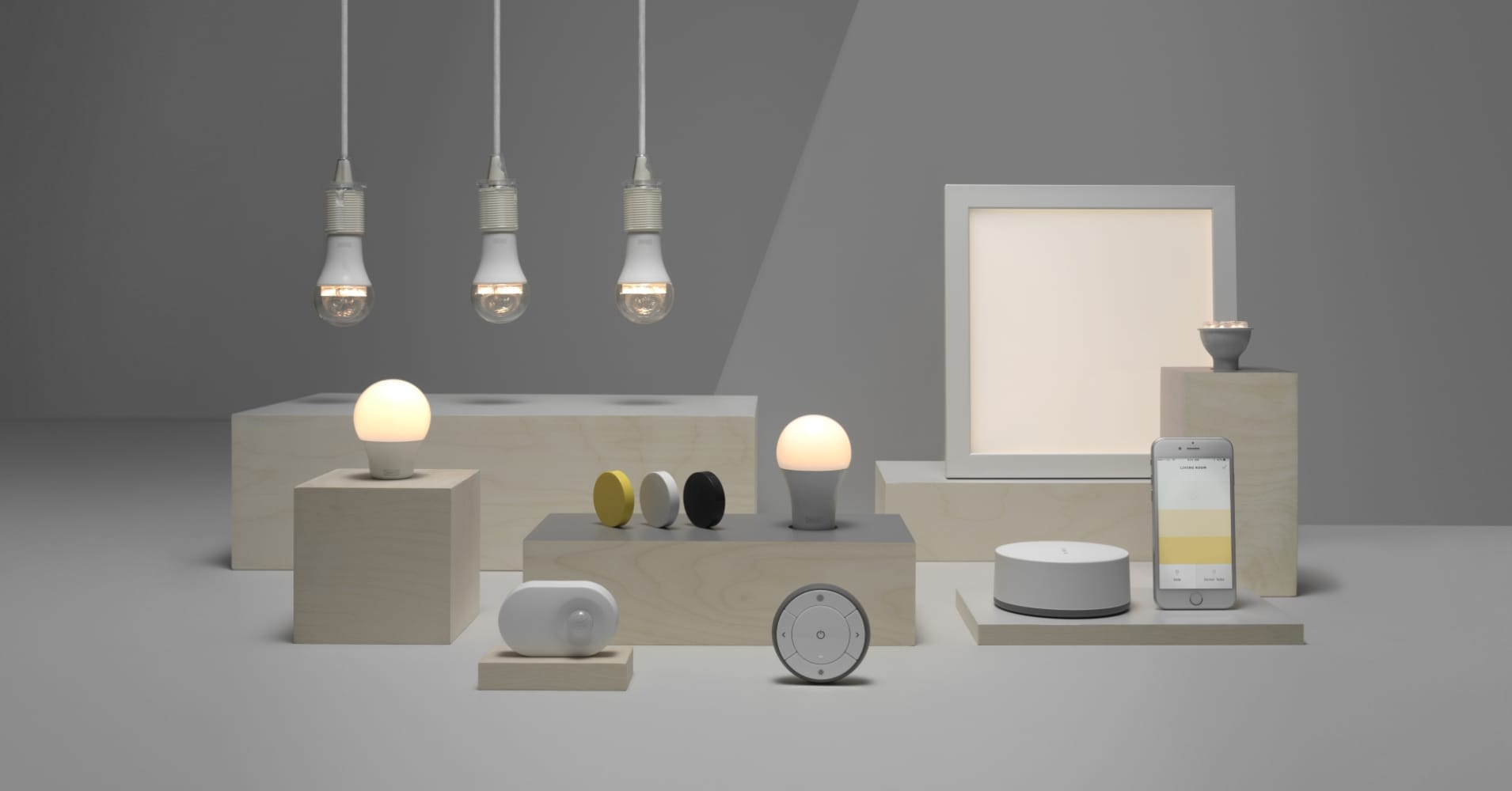Ikea's cheap smart lighting is getting voice control for owners of Google Home, Amazon Alexa