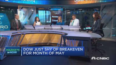 Markets remain positive despite political uncertainty