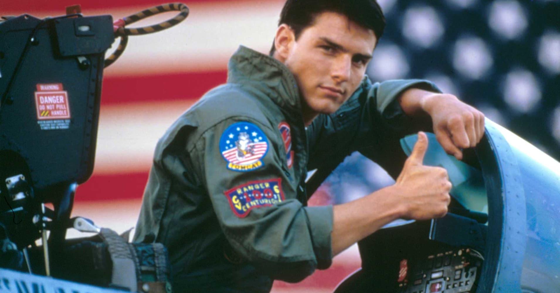 'Top Gun 2' is 'definitely happening,' according to Tom Cruise