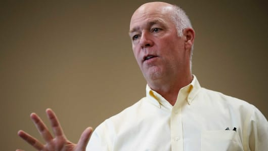 Parties battle for control of Montana's only US House seat
