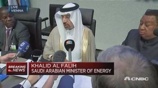 Considered deepening cuts if necessary: Saudi Energy Min