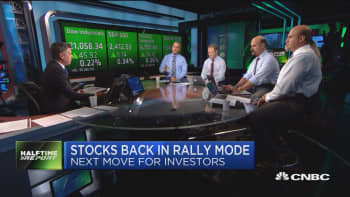 Markets are not overvalued: Trader
