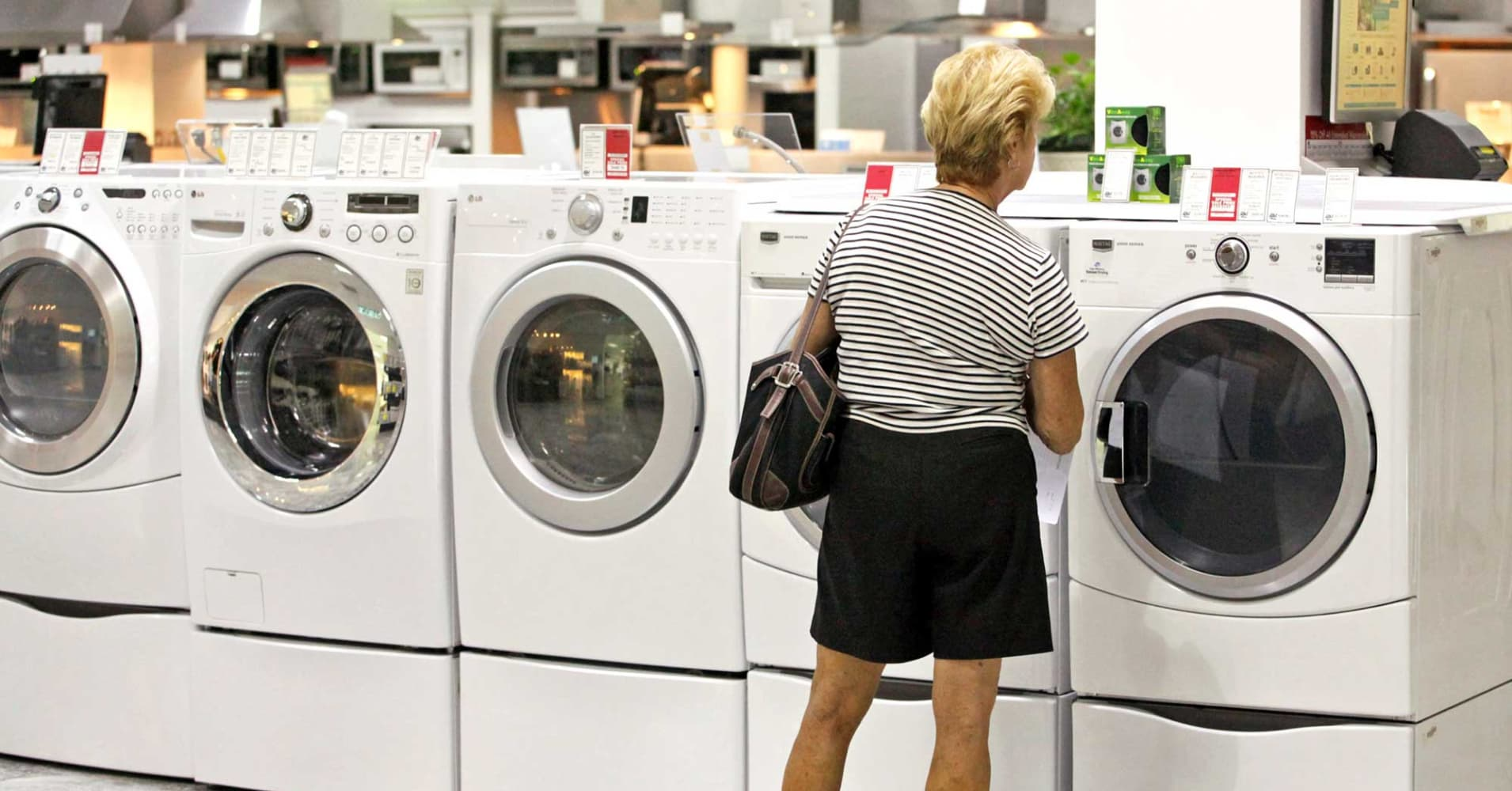 US durable goods orders fell for first time in 5 months
