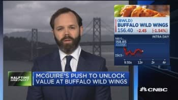 Full interview with activist investor Mick McGuire