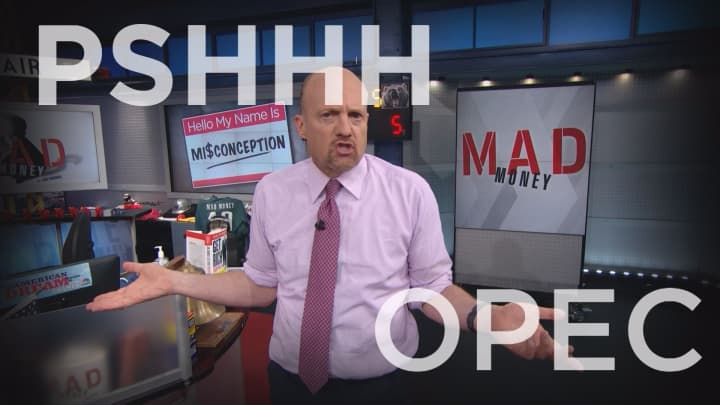 Cramer Remix: Why OPEC really has no control over oil prices