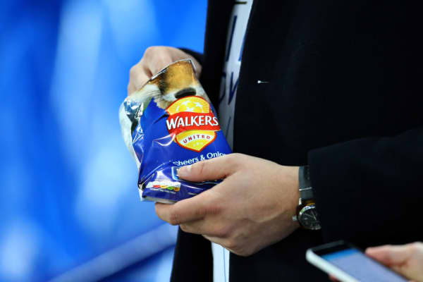 Walkers Crisps '#WalkersWave' Twitter campaign spectacularly backfires