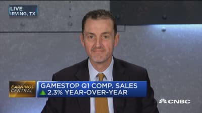 GameStop CEO: Bullish and optimistic about our future