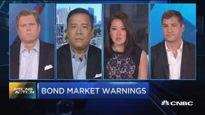 Bond market's warning to the world