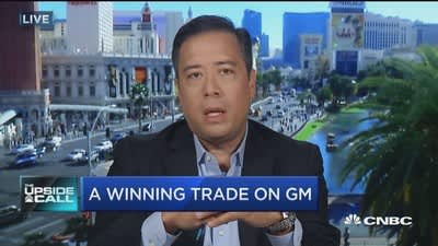 Trader: Time to slam brakes on GM