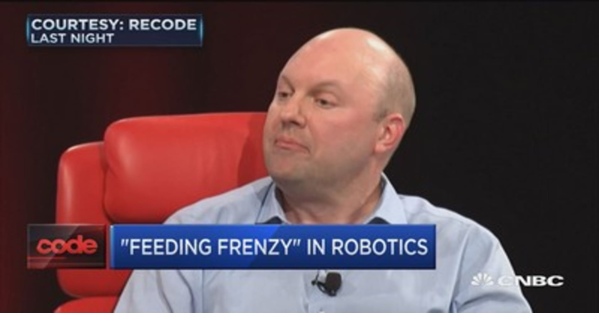 Marc Andreessen says we're wrong about the robots stealing jobs, just like we've always been