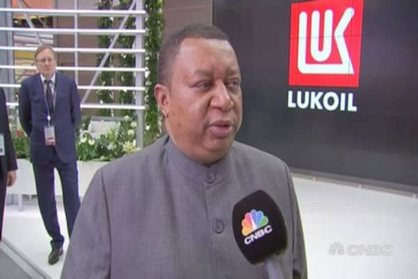 Level of volatility in oil market is of concern: OPEC SecGen