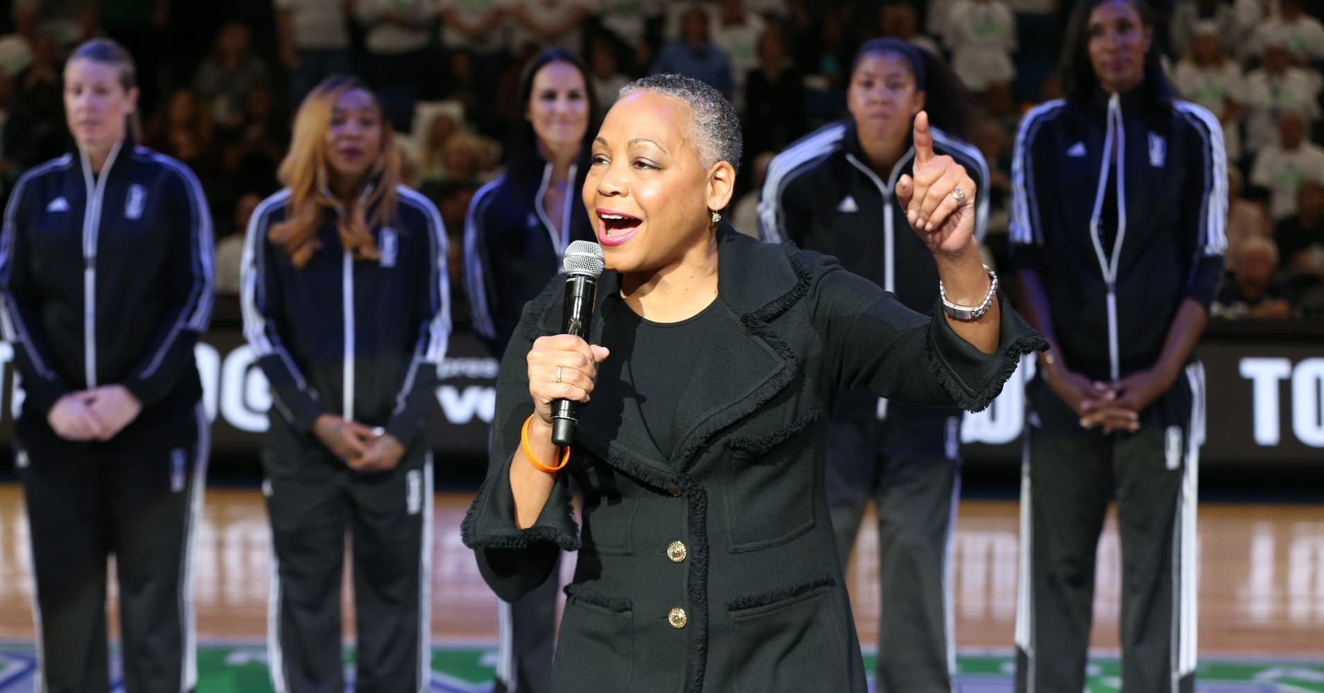 WNBA's president: Overcoming racial discrimination drove me to Duke