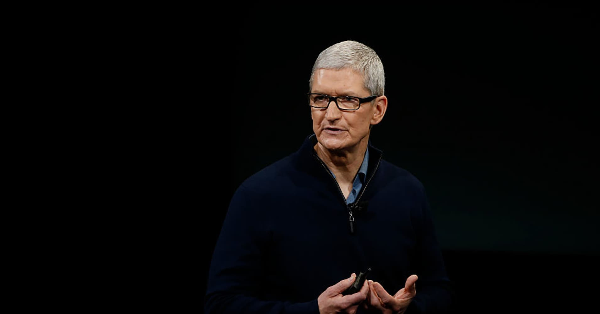 Apple CEO Tim Cook slams Donald Trump's decision to withdraw from climate deal