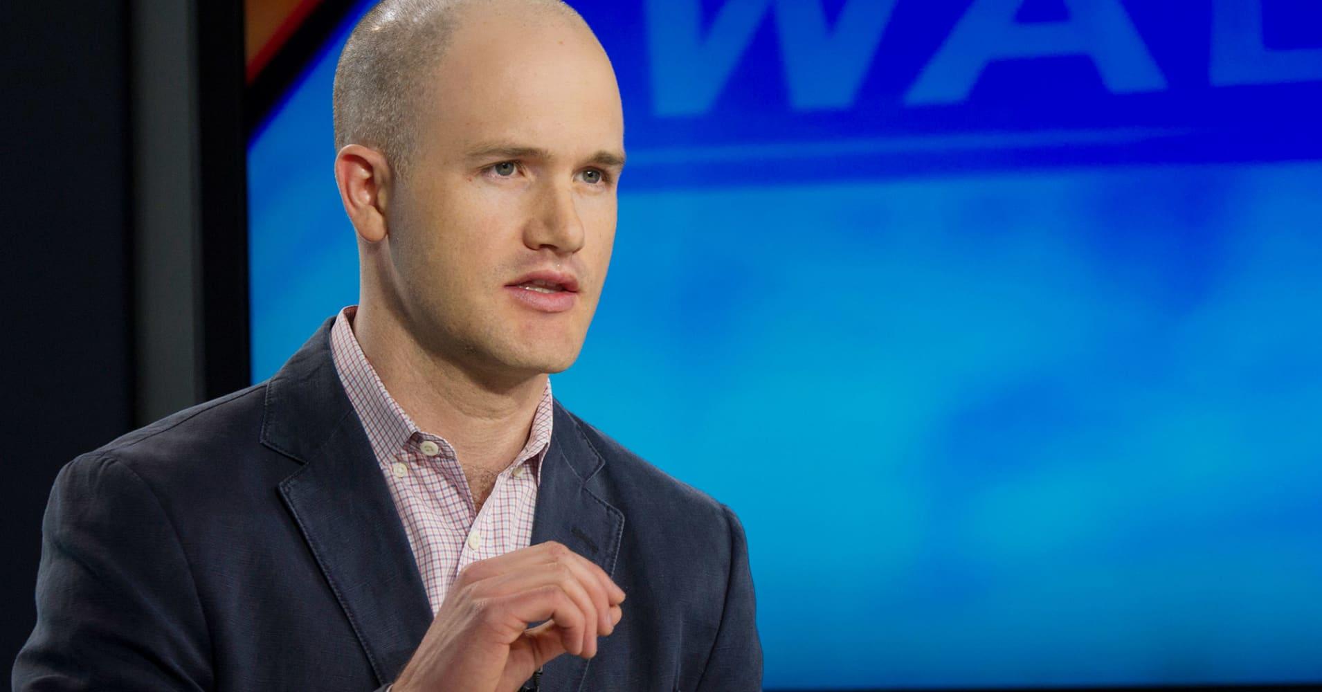 Bitcoin start-up Coinbase aims for $1 billion valuation - CNBC.com - CNBC
