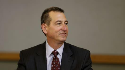 Trump chooses regional banker as key regulator of US banks