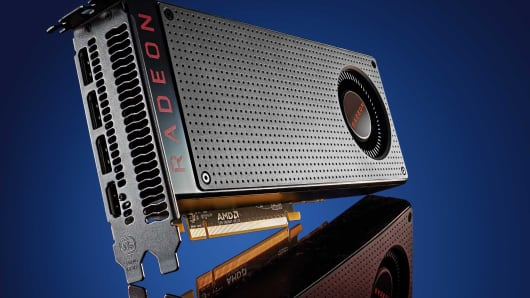Ethereum Mining Rush Leads to Shortage of AMD Graphics Cards