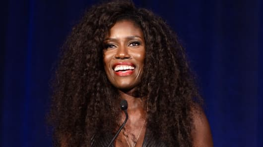 Apple's Bozoma Saint John is joining Uber as chief brand officer