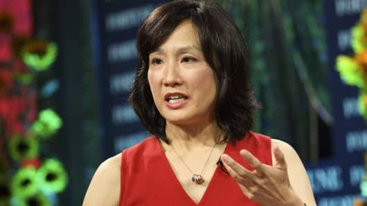 US Patent and Trademark Office head Michelle Lee resigns