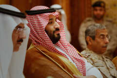 McDonald's, Burger King and Dominos just swore allegiance to Saudi Arabia's new crown prince